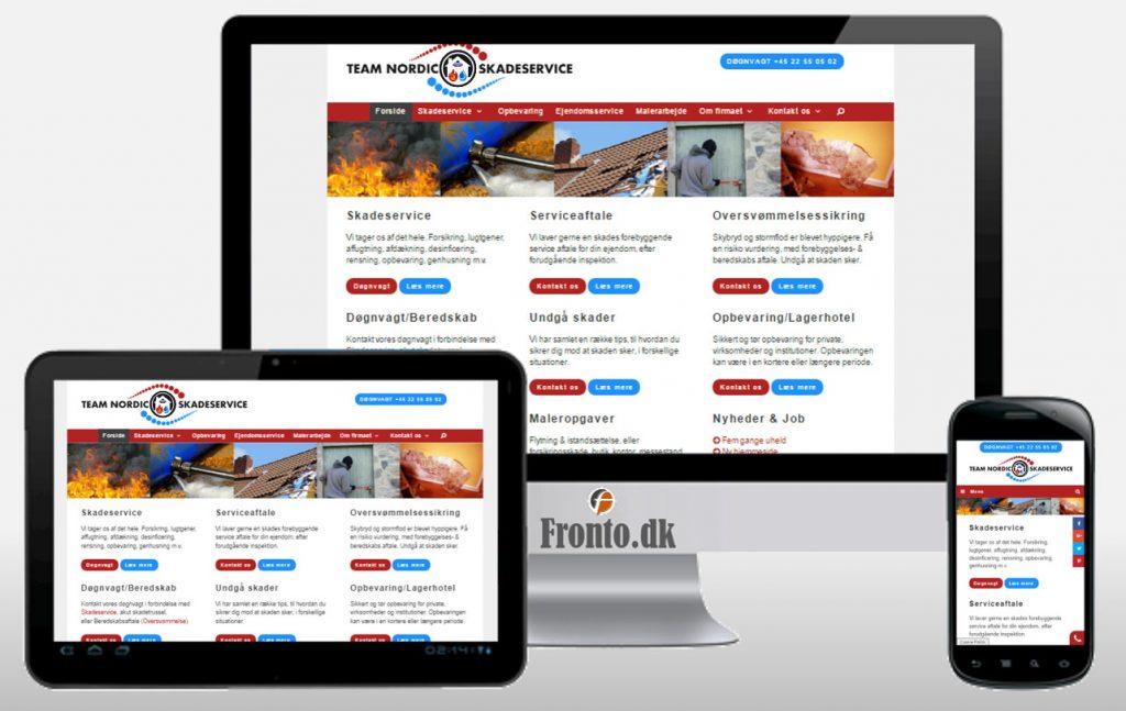 TeamNordicSkadeservice.dk